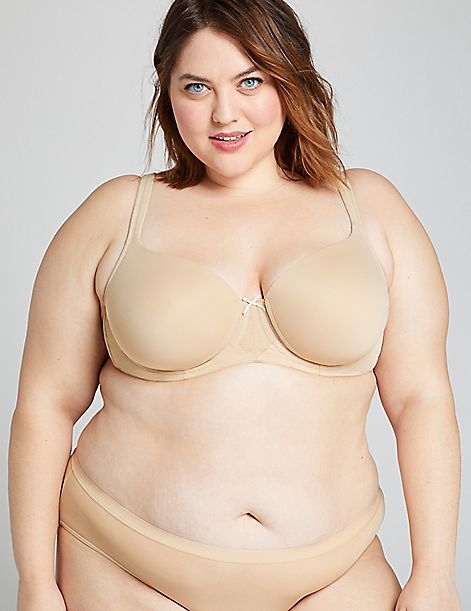 Cool Bliss Lightly Lined Balconette Bra