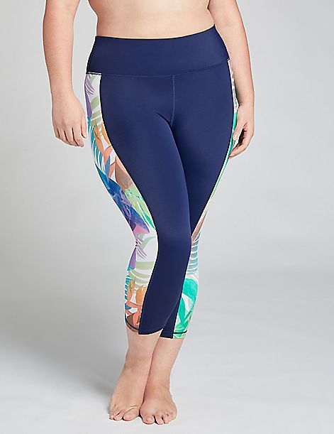 Swim Capri Legging