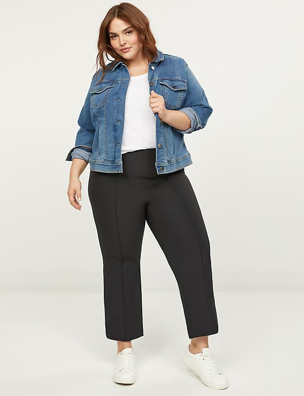On-The-Go Crop Pant