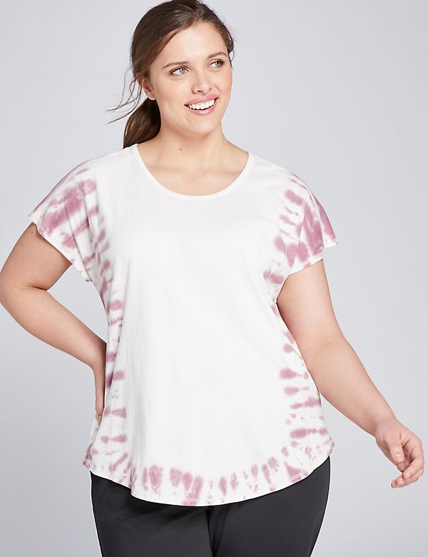 LIVI Cap-Sleeve Top