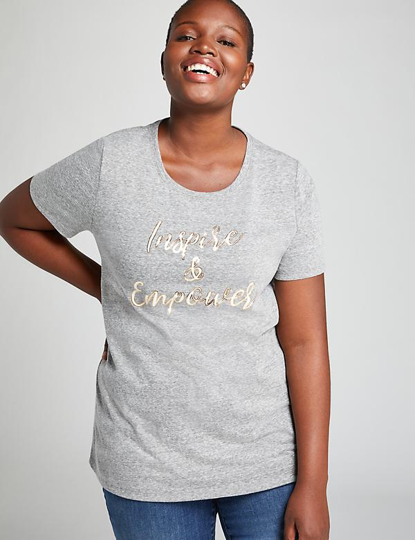 Inspire & Empower Graphic Tee