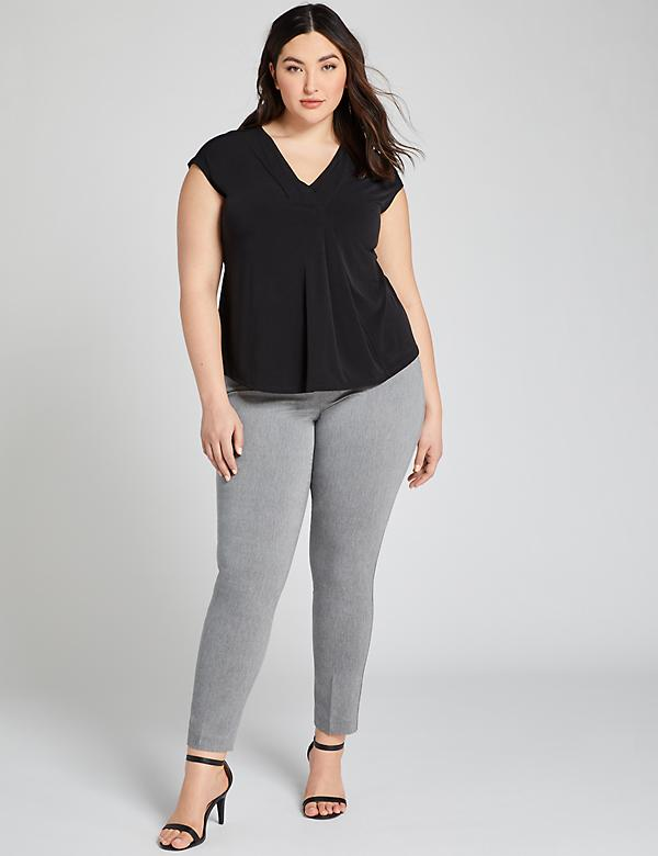 Power Pockets High-Rise Sexy Stretch Ankle Pant