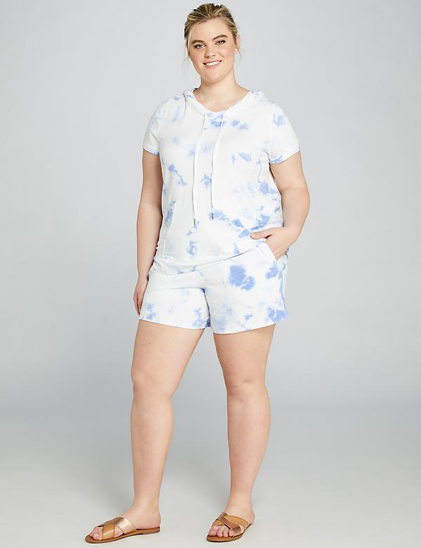 LIVI Short - Tie-Dye French Terry