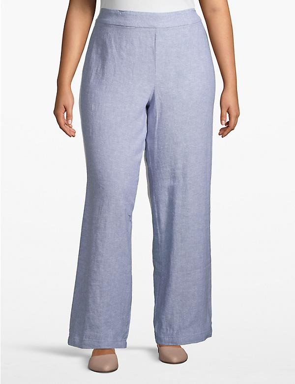 Effortless Chic Pull-On Wide Leg Pant