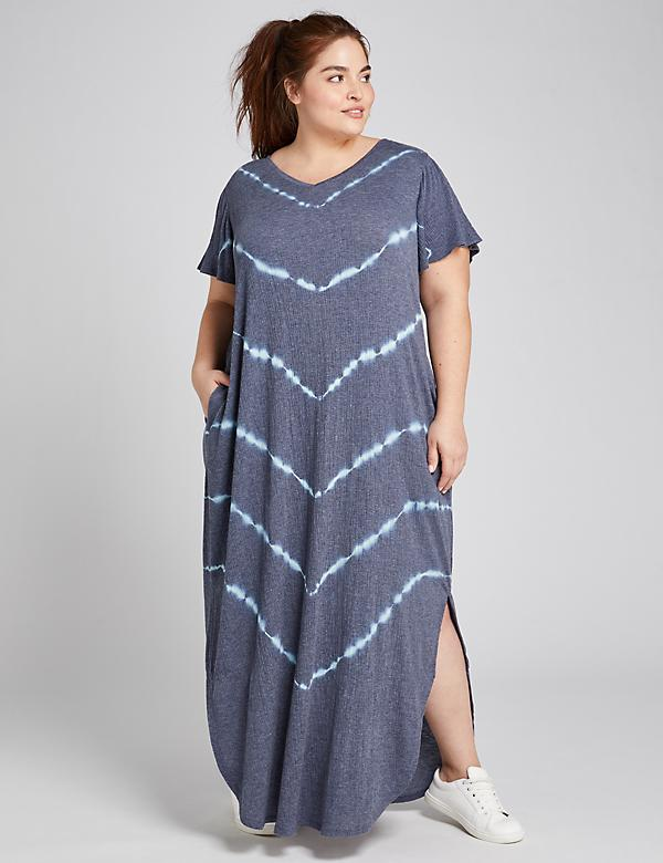 LIVI Maxi Dress - Tie-Dye