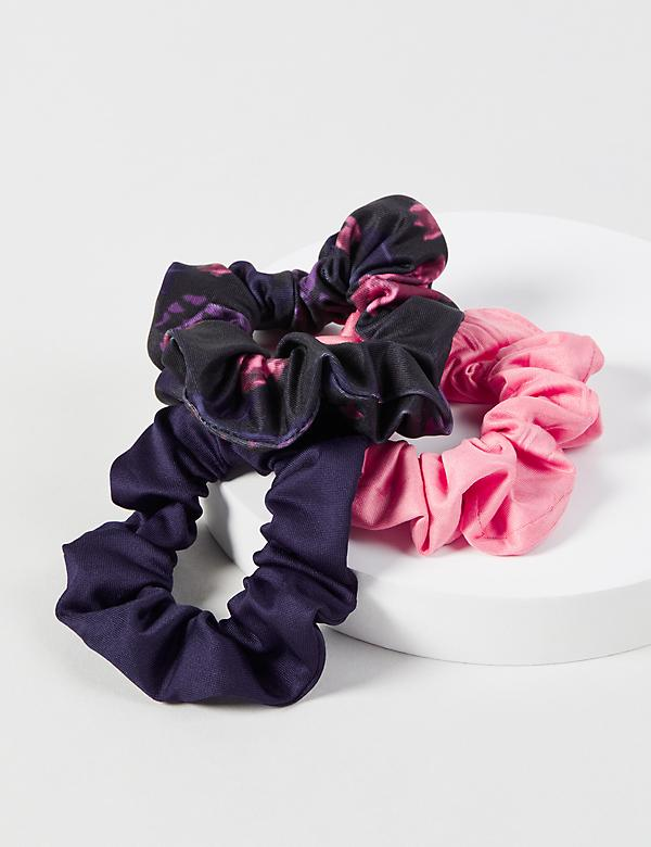 Scrunchies 3-Pack - Floral