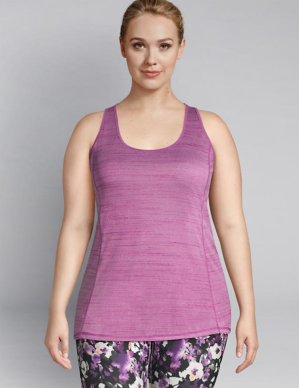 LIVI Tank With Wicking - Drape Back