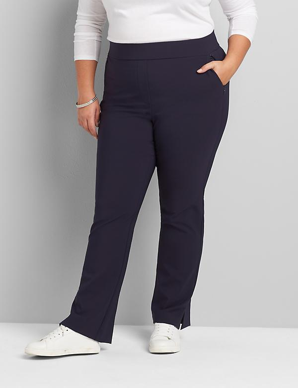 On-The-Go Straight Pant