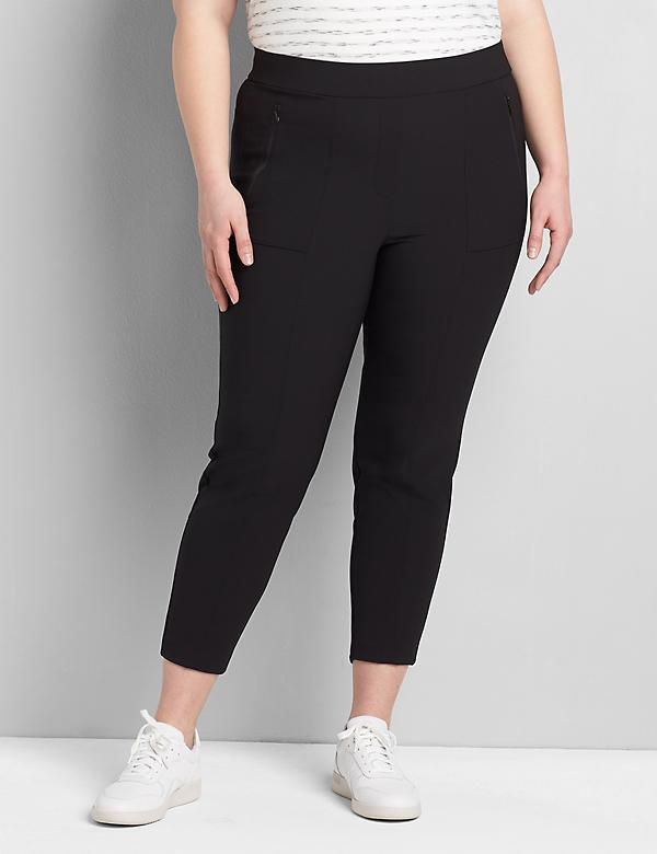 On-The-Go Slim Ankle Pant