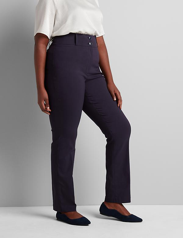 Tighter Tummy Fit High-Rise Straight Leg Pant