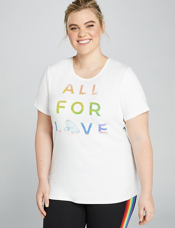 Nina West All for Love Graphic Tee