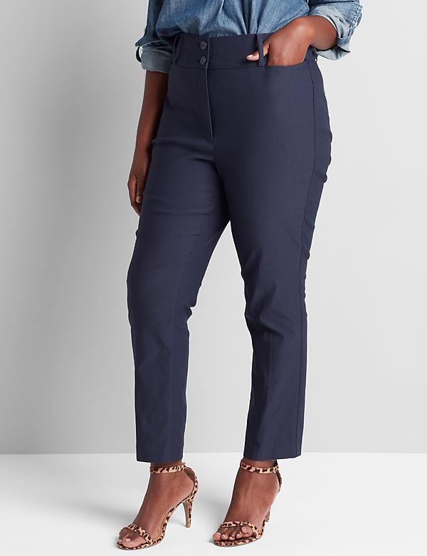 Tighter Tummy Fit High-Rise Ankle Allie Pant