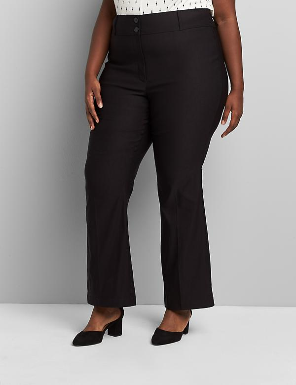 Tighter Tummy High-Rise Boot 4-Season Pant