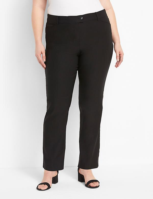Signature Fit Straight 4-Season Pant