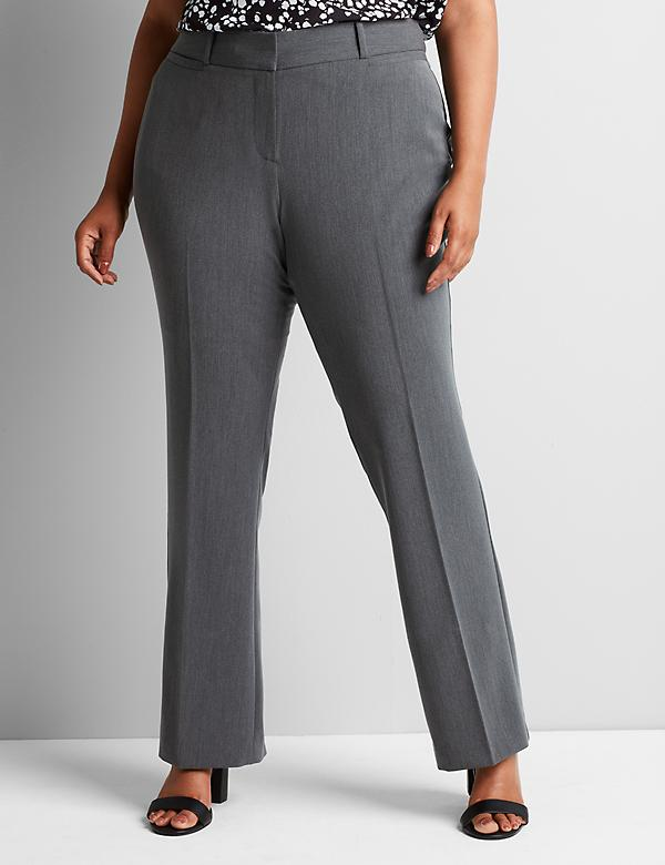 Signature Fit Perfect Drape Straight Pant