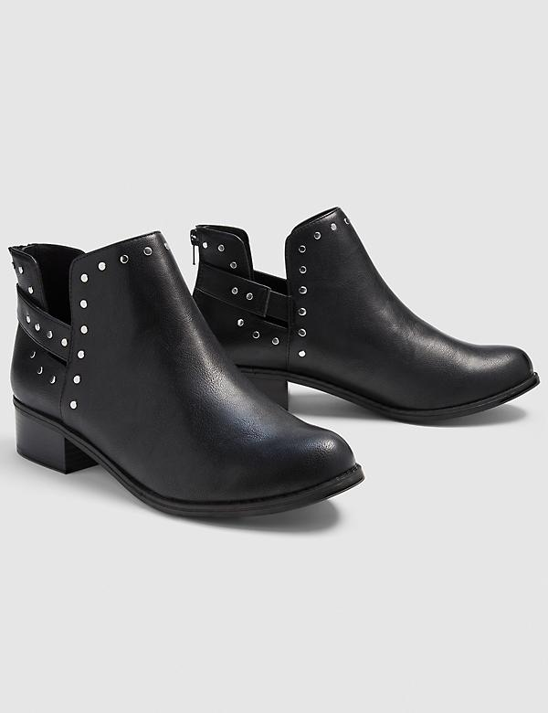 Dream Cloud Studded Bootie