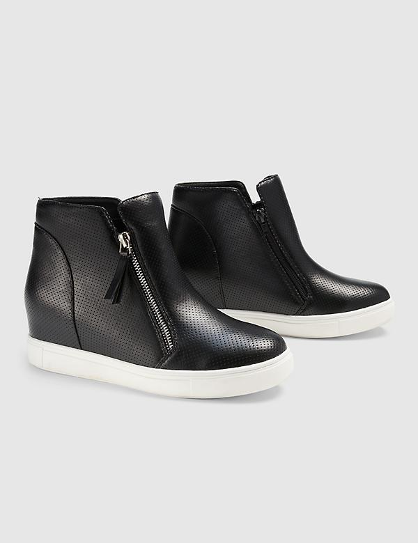 Dream Sole Sneaker Wedge