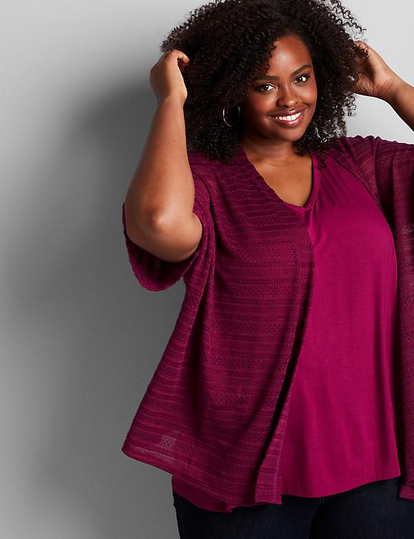 Perfect Sleeve Dolman Overpiece