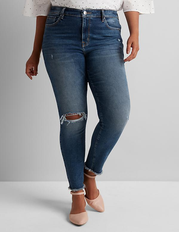 Signature Fit High-Rise Skinny Jean - Medium Wash