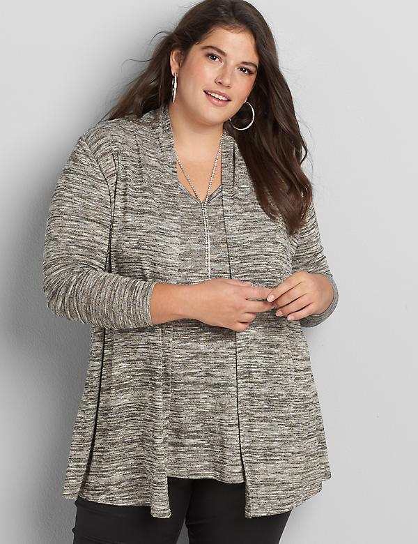 Softest Touch Shimmer Overpiece