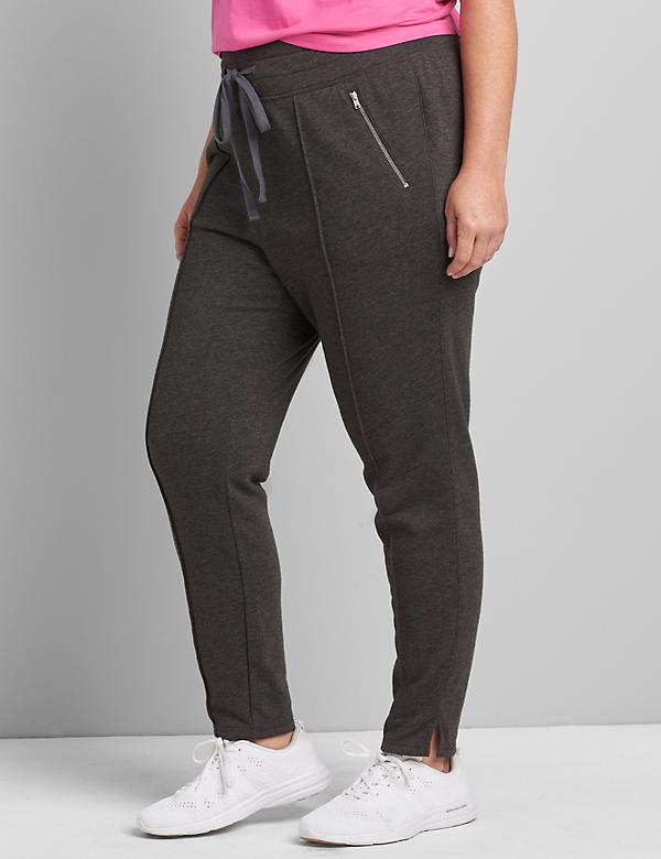 LIVI Straight Metro Jogger - French Terry