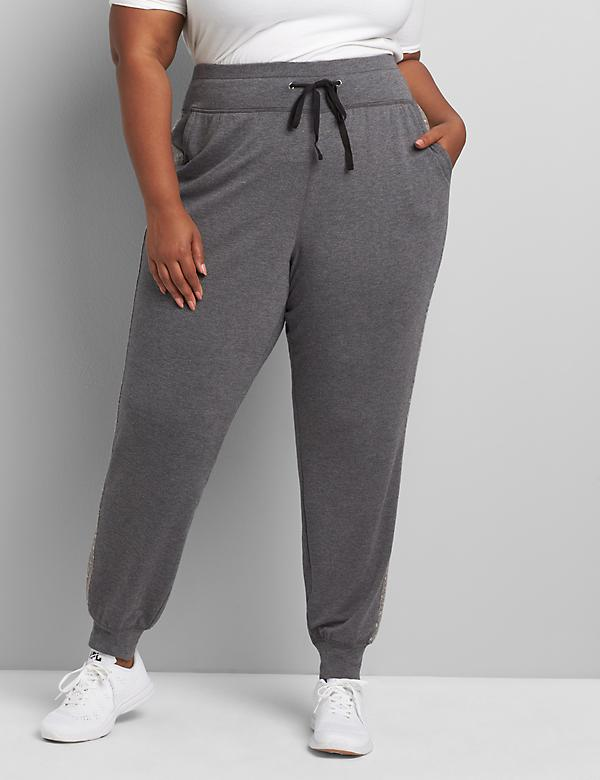LIVI Metro Jogger - Side Animal Stripe