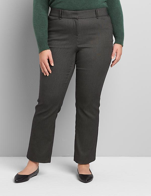 Lane Essentials Madison Boot Pant - Textured
