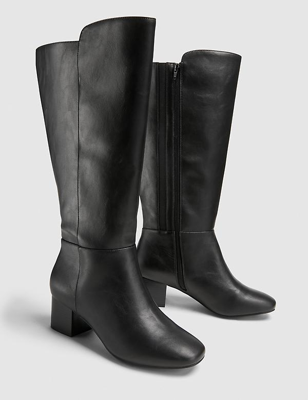 Dream Cloud Knee-High Boot