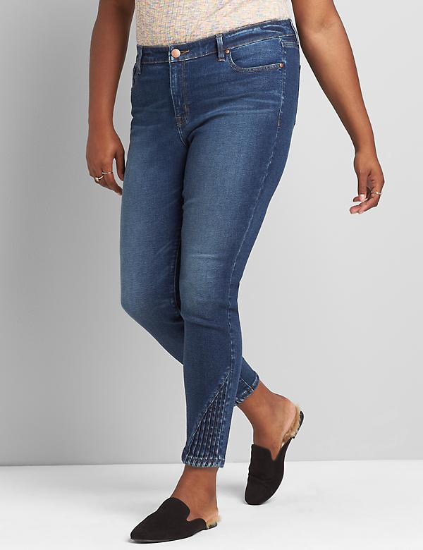 Signature Fit Skinny Jean - Dark Wash