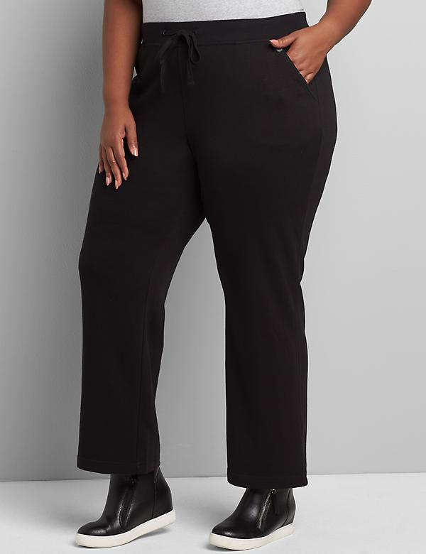 LIVI Relaxed Pant With Drawstring - French Terry
