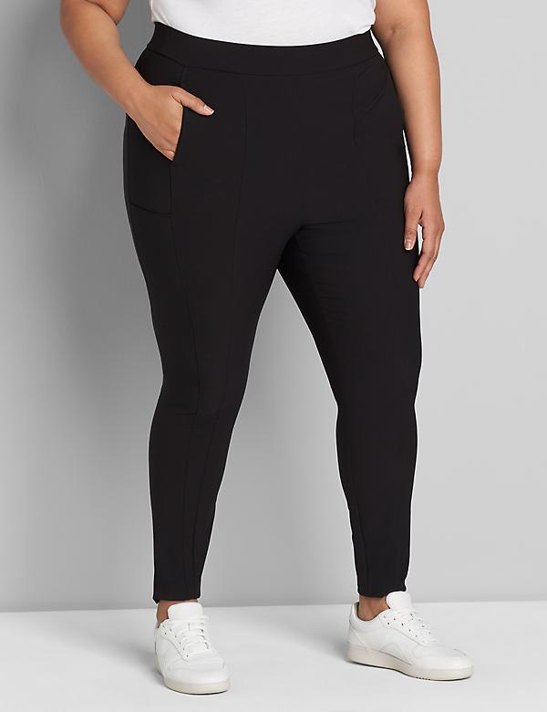 On-The-Go Legging Pant With Cellphone Pocket