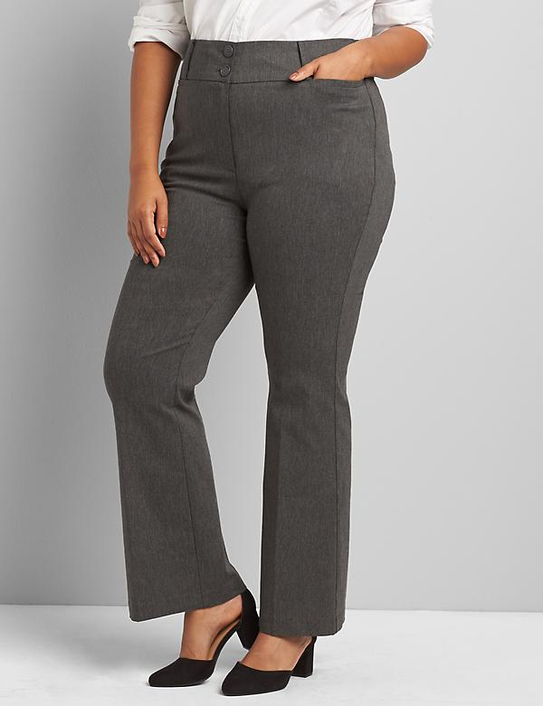 Tighter Tummy Fit High-Rise Boot Allie Pant