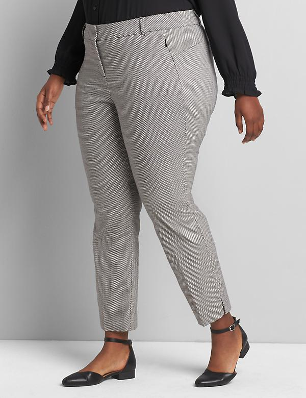 Signature Fit Slim Ankle 4-Season Pant