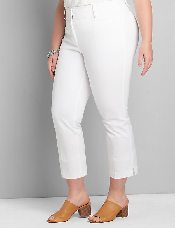 Signature Fit Capri 4-Season Pant