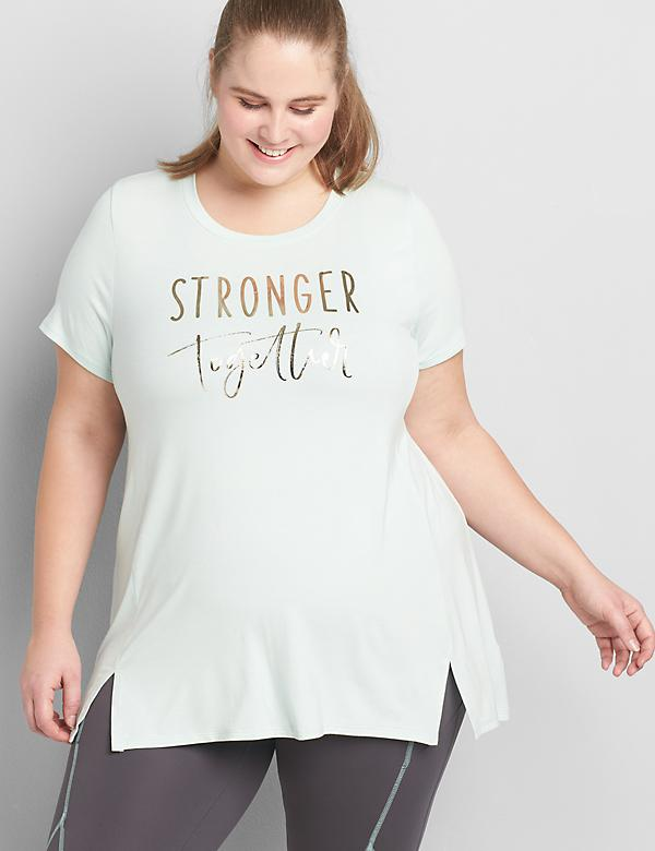 LIVI Stronger Together Graphic Tee