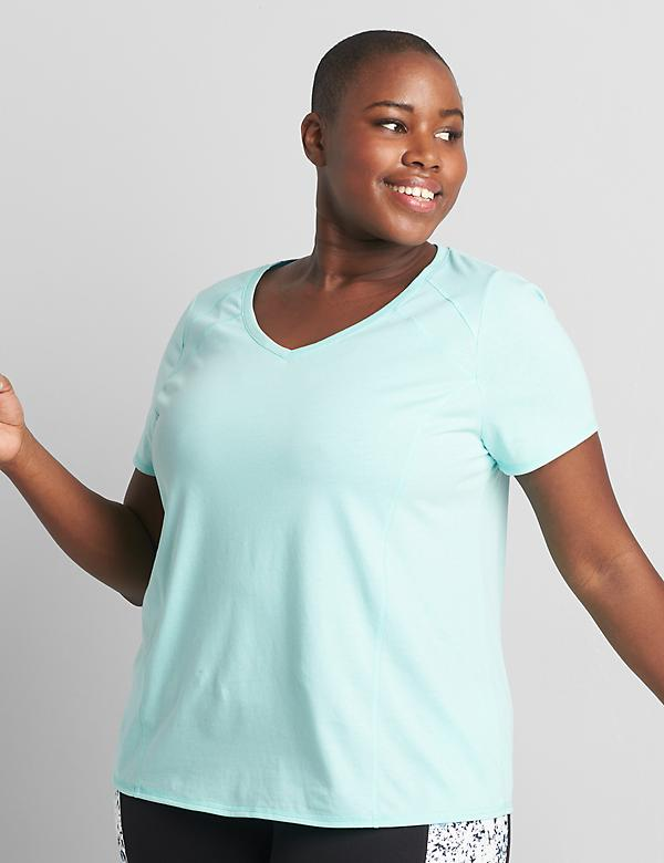 LIVI Tee With Wicking