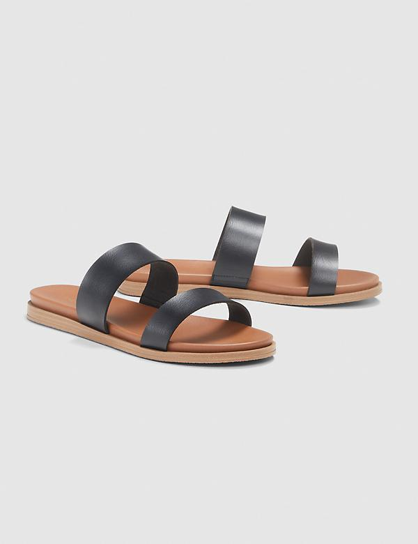 Dream Cloud Double-Strap Sandal