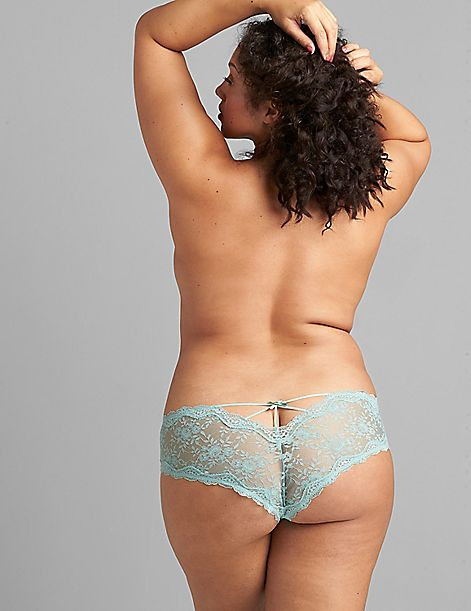 Lace Cheeky Panty