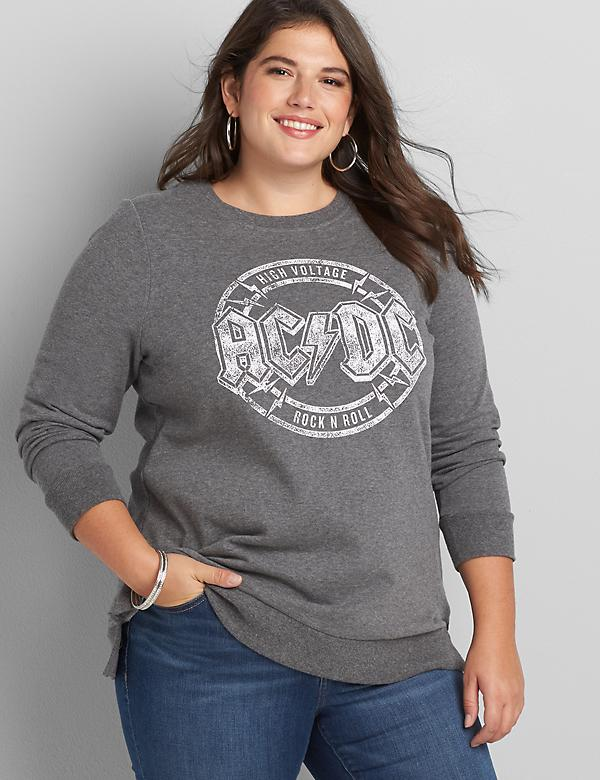 AC/DC Graphic Sweatshirt