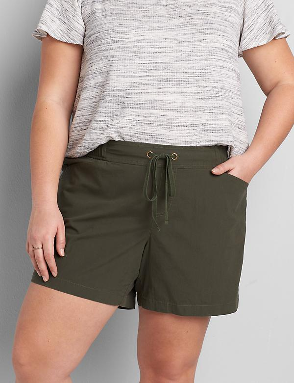 Lane Essentials Pull-On Short