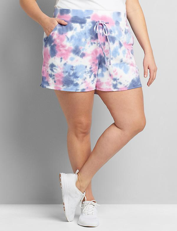 LIVI French Terry Short - Tie-Dye