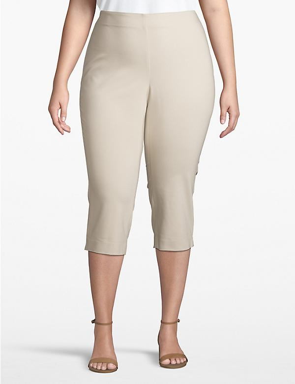 Pull-On Pedal Pant