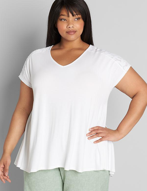 Burnout High-Low Max Swing Tunic