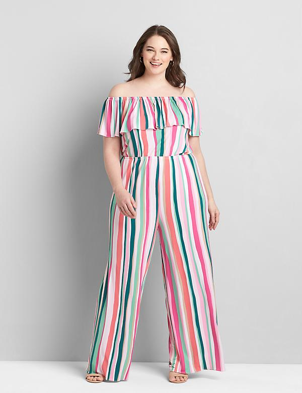 Multi-Way Off-The-Shoulder Jumpsuit