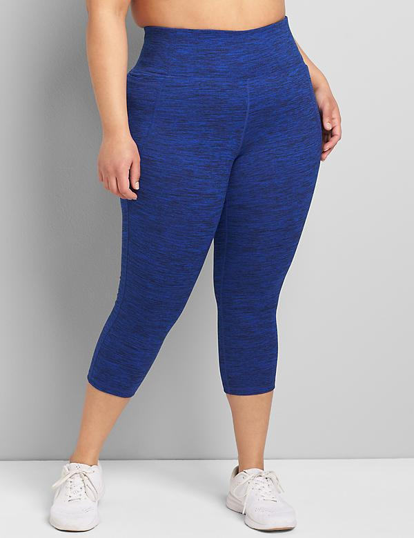 LIVI High-Rise Wicking Capri Legging