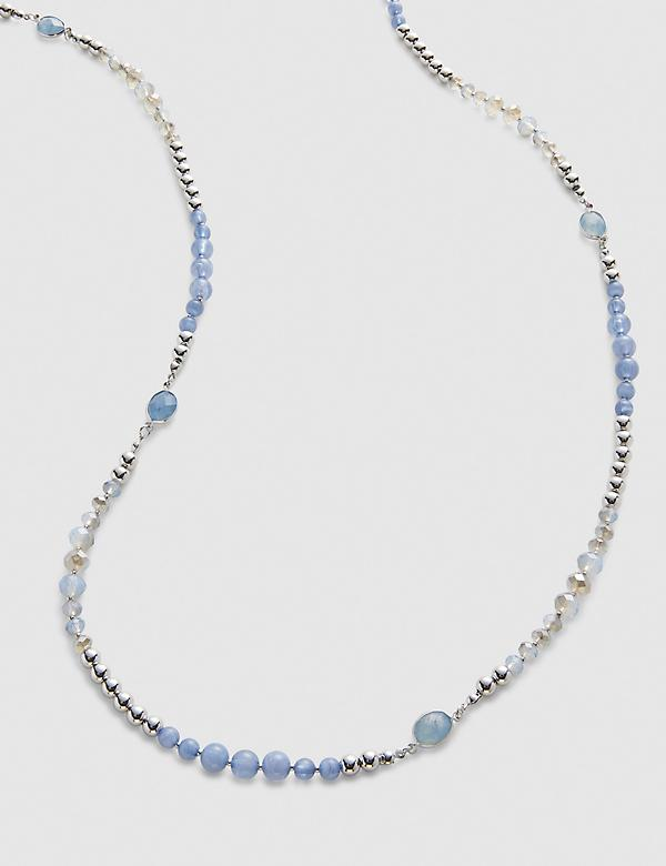 Multi-Way Beaded Necklace