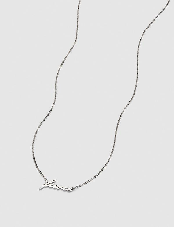 Fierce Chain Necklace
