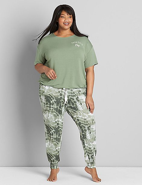 French Terry Sleep Jogger Pant