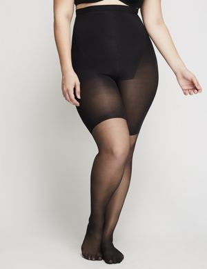 b8b912777ad0b Get flawless legs combined with Spanx body-shaping magic. Reduce cling with  a super-sleek finish