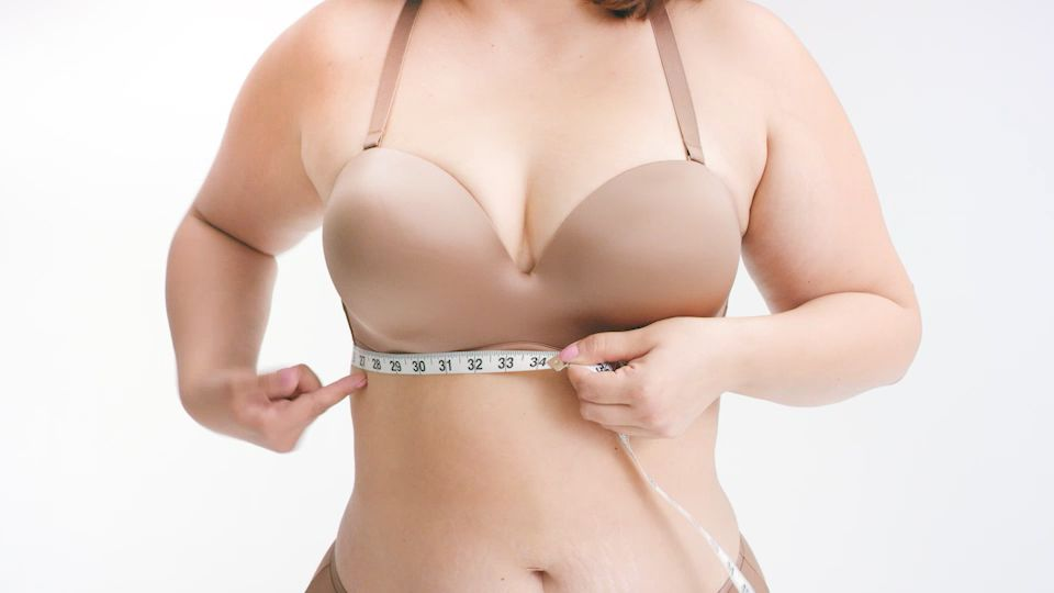 be1f8347e02 How to Measure Bra Size